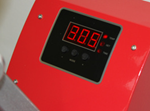 Red Siser Digital Clam 16 x 20