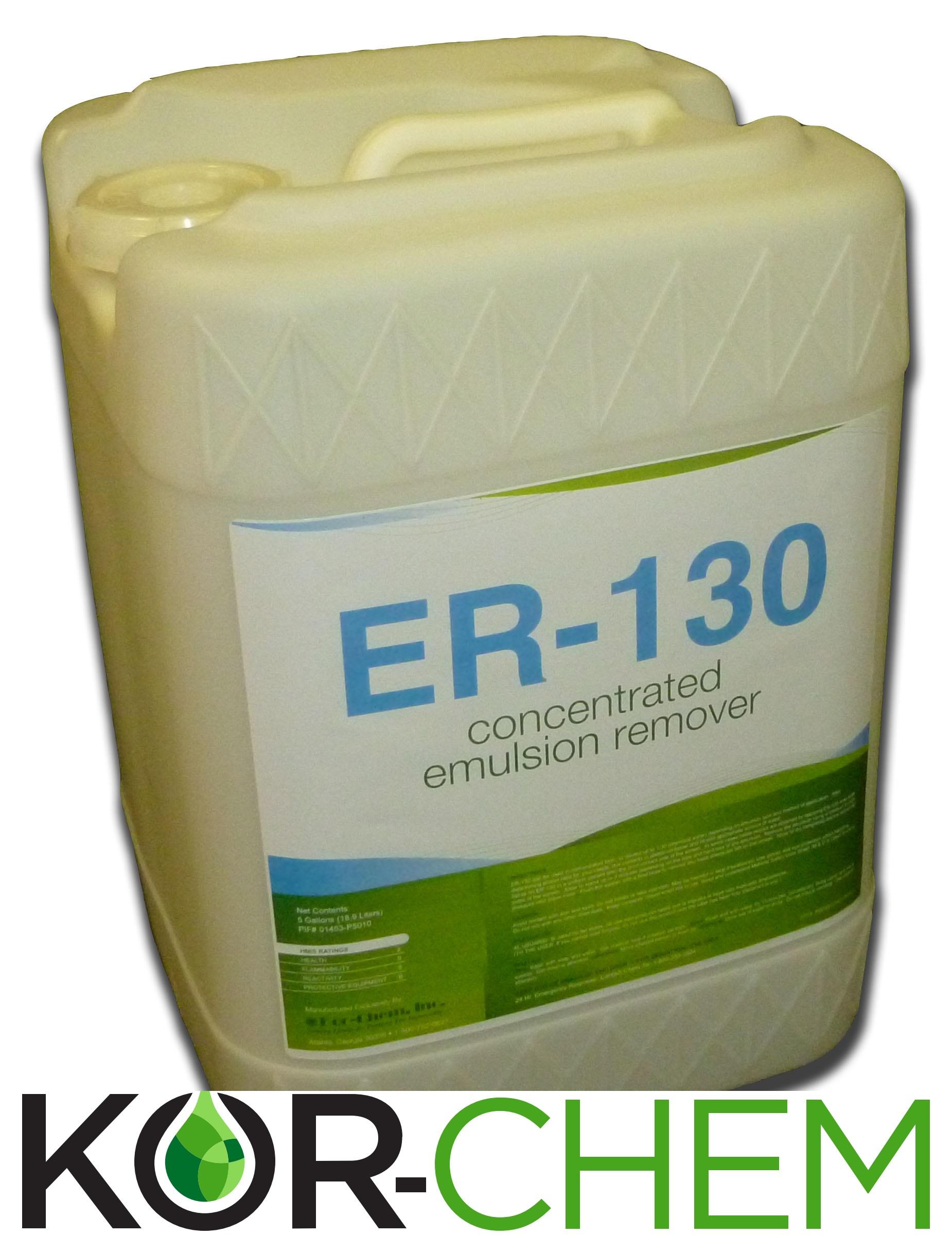 Emulsion Remover