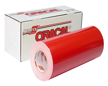 "Oracal Vinyl - 24"" 341 Promotional Calendered Film"