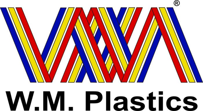 Black W.M. Plastics Screen Ink