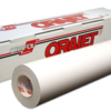 "ORAJET 3951RA Professional Wrapping Film w/RapidAir 30""x50yd Gloss White"
