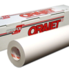 "ORAJET 3628 Low-Tack Wall Graphics Digital Media 54""x50yd Matte White"