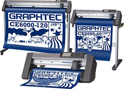 Graphtec Cutter/Plotters