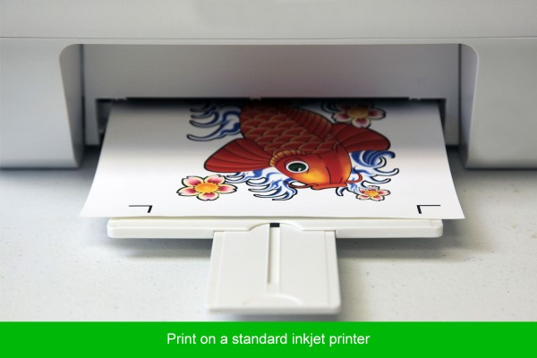 image about Starcraft Inkjet Printable Transfers known as StarCraft Printable Transfers for Dim Product Central